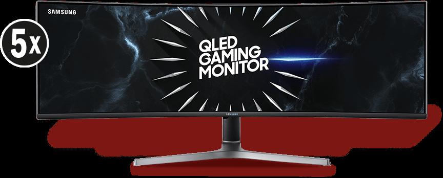 OLED Gaming Monitor